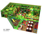 2,000 sqft Turnkey Indoor Playground Themed Interactive Soft Play Gym We Finance