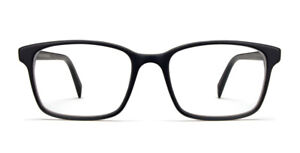 NEW Warby Parker BRADY WIDE Eyeglasses Classic Authentic**