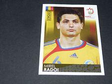 N°317 MIREL RADOI ROUMANIE ROMANIA PANINI FOOTBALL UEFA EURO 2008