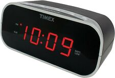 TIMEX Digital Alarm Clock NEW T121BX MINT IN BOX Sealed FREE SHIP Not Sony
