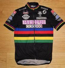 Parkpre Rainbow Jersey 1993 Paola Pezzo Vintage Castelli Mountain Bike Jersey