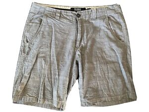 Prodigy Clothing Mens Men's Size 82 Shorts Blue White Summer Casual