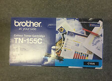 Genuine Brother TN 155C Cyan Printer Toner Cartridge - HL 4050CDN DCP 9040CN