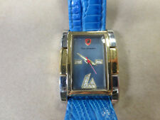 Tonino Lamborghini Ladies Swiss Diamond Leather Strap Watch