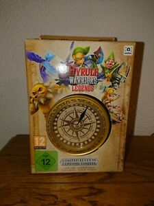 Zelda hyrule Warriors Legends 3 DS, Limited Edition NEW/NEUF Sous Blister