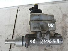 Renault Master Brake Master Cylinder Master 2.5 DCi Brake Master Cylinder 2006