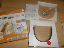 PetSafe Staywell 4 Way Locking Classic Cat Flap, Easy Install, Durable, Pet Door
