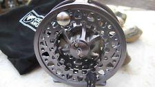 Scientific Anglers (Orvis) Ampere Voltage Reel, Size III, Black-Nickel, NIB!