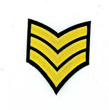Patch ecusson brode thermocollant airsoft epaulette militaire armee rock punk r2