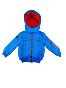 Jungen Herbst Winter Jacke Größe 104 von Palominio blaue Jacke