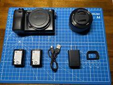 Sony Alpha α6000 24.3MP Digital SLR Camera - Black With 16-50 Kit Lens