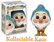 Snow White and the Seven Dwarfs - Bashful Pop! Vinyl Figure