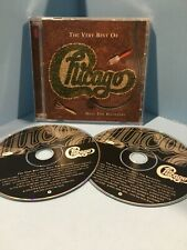The Very Best of Chicago: Only the Beginning by Chicago (Cd, Jul-2002, 2.