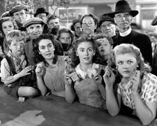 Elizabeth Taylor Angela Lansbury National Velvet 8x10 Photo (ET-24)