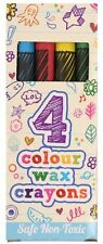 15 Packs Childrens CRAYONS, Birthday Party Loot Bag Toy Fillers