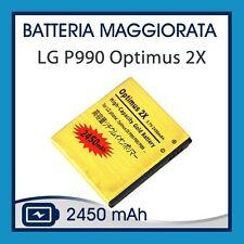 BATTERIA LG P990 Optimus 2X P920 P990 P993 P999 Optimus 3D FL-53HN 2450 mAh