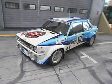 FIAT 131 ABARTH RALLY WM Monte Carlo 1980 WINNER #10 Röhrl vincitore KYOSHO 1:18