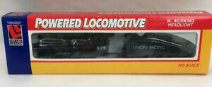 Life-Like Trains Powered UNION PACIFIC LOCOMOTIVE HO Scale No. 8394