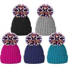 a55550e58 Acrylic Regular Size Pom Pom Hats for Women for sale | eBay