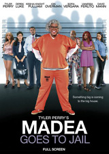 NEW Tyler Perry's Madea Goes to Jail (Fullscreen Edition) [DVD]