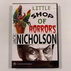 Little Shop Of Horrors (DVD 2000) 1960 film Jack Nicholson Region all new sealed