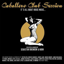 CABALLERO CLUB SESSION = Carey/Inpetto/Luomo/Gorge...=2CD= HOUSE groovesDELUXE!