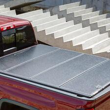2015-2017 Chevy Colorado GMC Canyon GM OEM Long Box Hard Folding Tonneau Cover