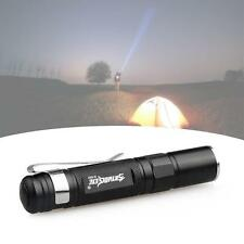 Hot Mini Outdoor CREE LED Q5 1500 Lumen Lamp Clip Flashlight Torch AAA Bright DH