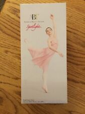 ABT Spotlights PINK Ballet Dance Shoes Girls Size 7 1/2 Leather NEW w Box