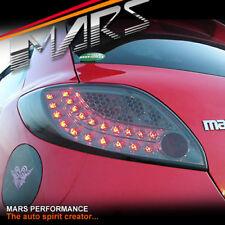 Smoked LED JDM Tail lights for MAZDA 2 3D 5D 07-12 NEO MAXX GENKI Rear Lamp