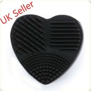 Silicone Makeup Brush Cleaner Washing Scrubber Board Cleaning Mat Hand Tool