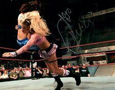 Ashley Massaro WWE Diva Autographed 8x10 Photo #81X Pro Wrestling Playboy