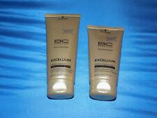 SCHWARZKOPF BC HAIR THERAPY Q10+ OMEGA 3 Excellium Taming Shampoo & Conditioner