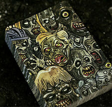 Poker Blackjack--ZOMBIES PLAYING CARDS DECK--Creepy Bicycle Novelty Party Favors