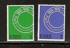 IRELAND  # 363-364 MNH Universal Postal Union (UPU) Postmark