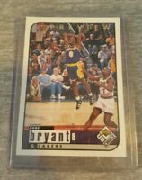 1998 Upper Deck Choice Preview #69 Kobe Bryant Los Angeles Lakers Rookie Card