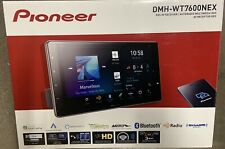 "Pioneer DMH-WT7600NEX 1-DIN 9"" Digital Media Wireless Apple CarPlay Android Auto"
