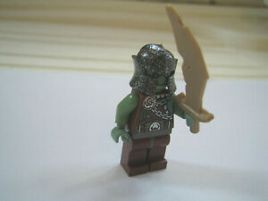 (ref 319)  Lego castle troll minifigure