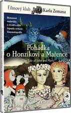 The Tale of John and Mary / Pohadka o Honzikovi a Marence 1980 Karel Zeman DVD