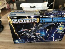 Zoids Stormsworder, New, Mint In Box.