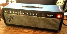 Fender Bassman, Black Face  Amp Head, Rare,  custom modified by Joe Barden