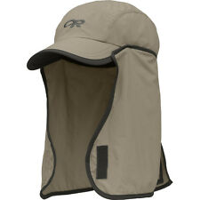 Kids Baby Outdoor Research Insect Shield Gnat Hat Khaki Dark Grey Size XS