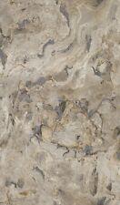 Black Forest 514612 Tapete Vlies Marmor Optik Stein beige braun blau gold grau (