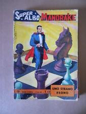 Super Albo MANDRAKE n°120 1965 edizioni Spada [G697]