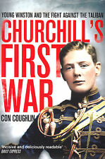 Churchill's First War by Con Coughlin BRAND NEW BOOK (Paperback 2014)