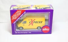 Siku 1929 Mercedes Sprinter Post In Its Original Box - Mint Shop Stock Rare 1:55