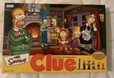 Clue - The Simpsons 2nd Edition Board Game