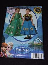 Disney Frozen Simplicity S0364 US 3-8 Girls Dress Costume Dress Up New Pattern