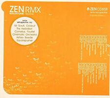 Zen RMX Ninja Tune Remix Retrospective 2 CD Mr Scruff Coldcut Herbaliser Bonobo