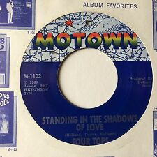 """FOUR TOPS: """"Standing in the shadows of love"""" ON US MOTOWN 1102"""